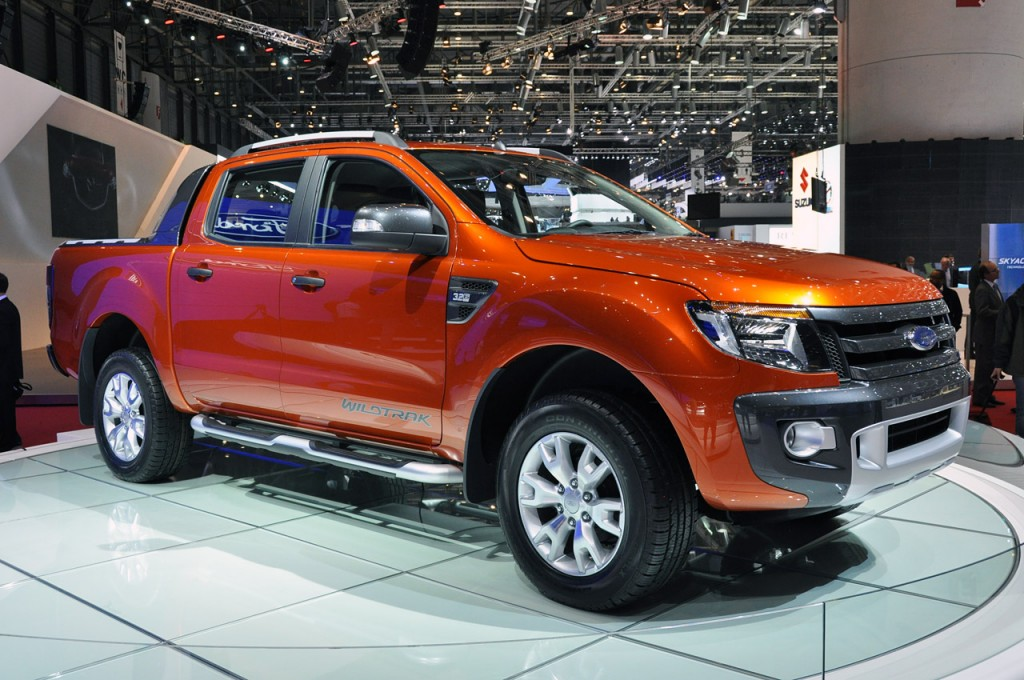 Ford Pickup 2012 photo - 3