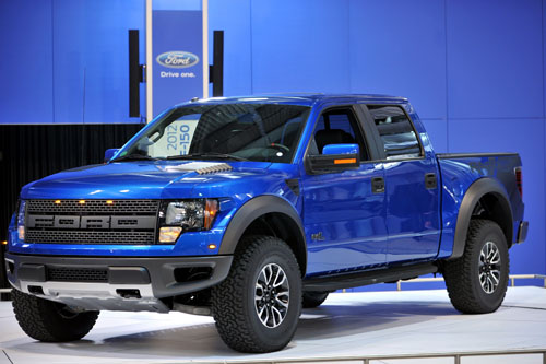 Ford Pickup 2012 photo - 5