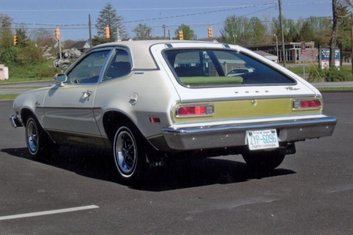 Ford Pinto 1974 photo - 5