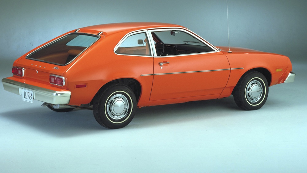 Ford Pinto 1974 photo - 8