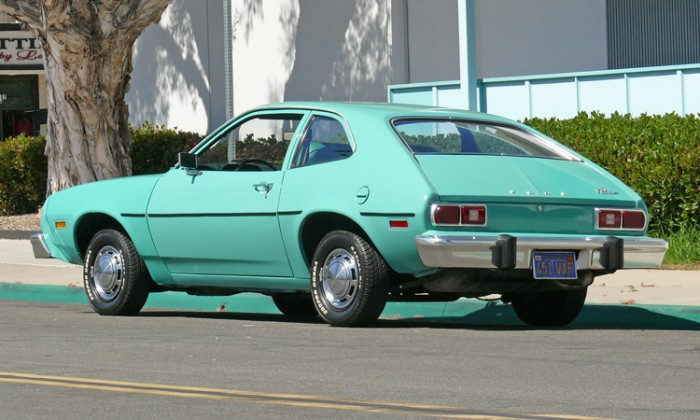 Ford Pinto 1975 photo - 5