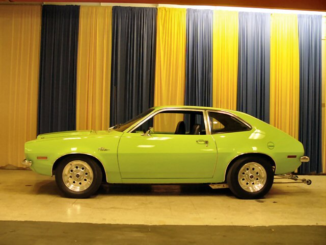 Ford Pinto 1975 photo - 6