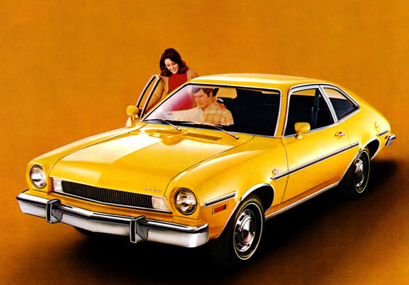 Ford Pinto 1975 photo - 9