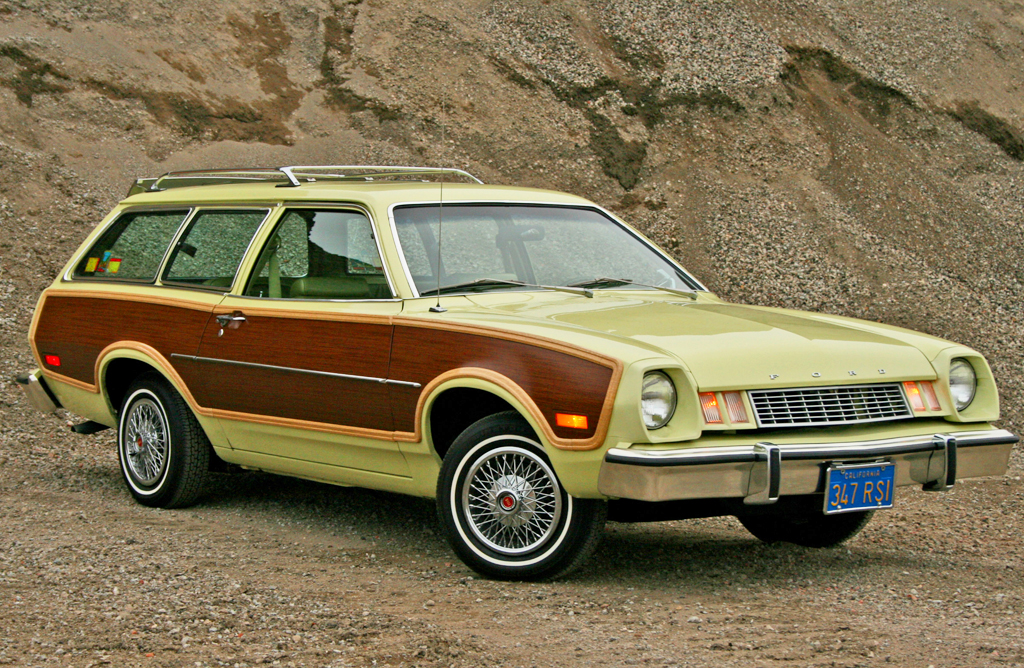 Ford Pinto 2014 photo - 7