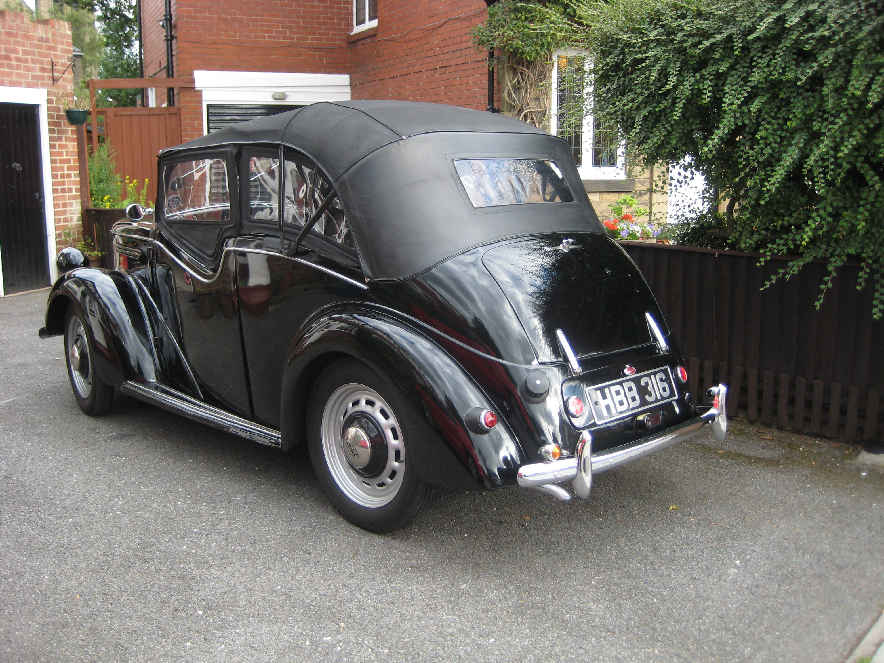 Ford Prefect 1939 photo - 4