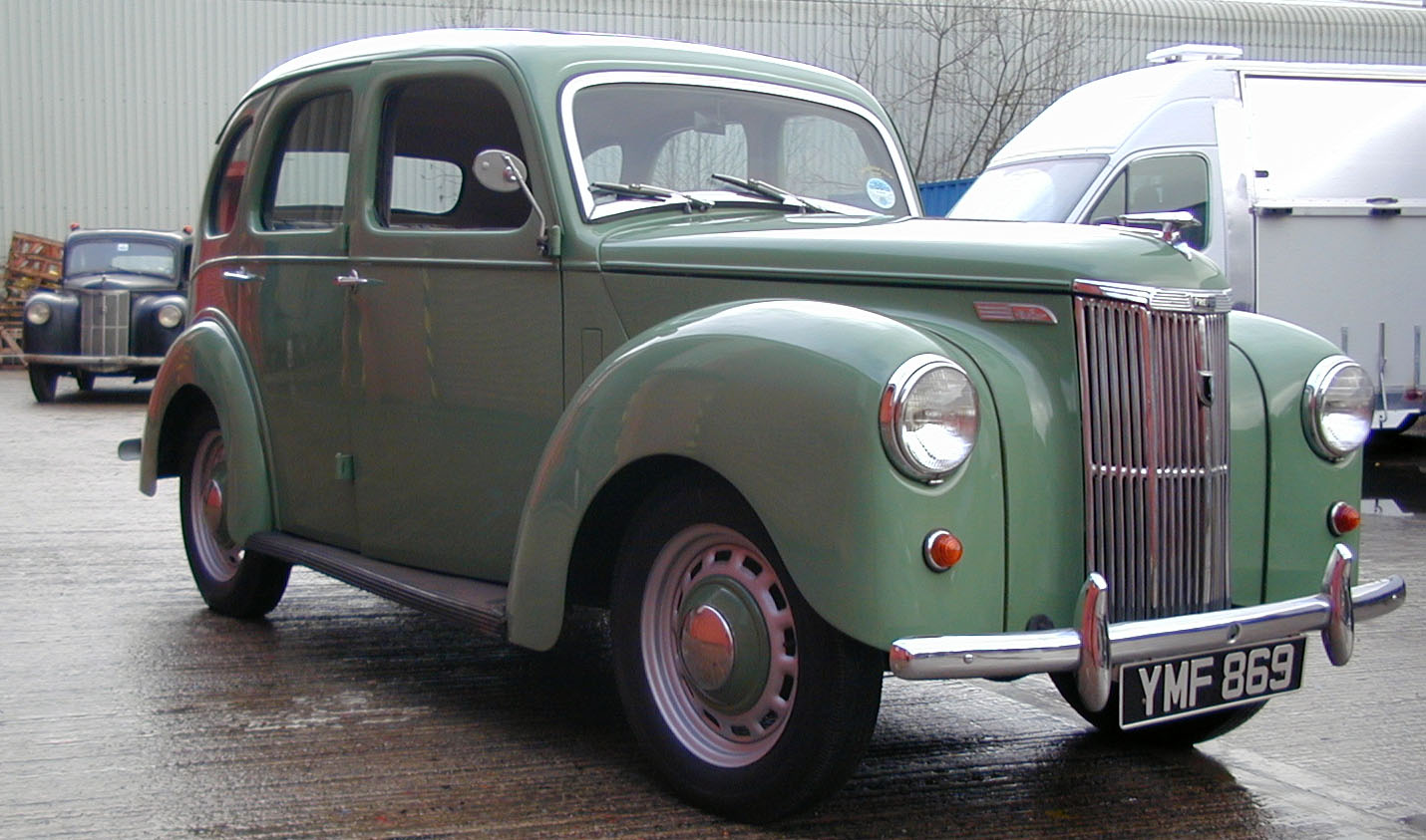 Ford Prefect 1949 photo - 7
