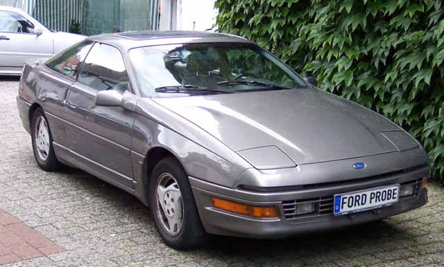 Ford Probe 1989 photo - 1