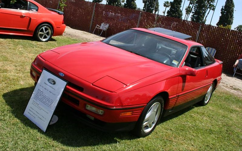 Ford Probe 1989 photo - 9