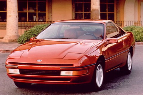 Ford Probe 1992 photo - 5