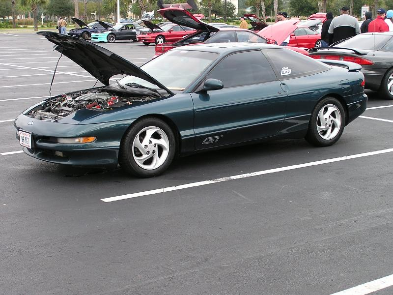 Ford Probe 1993 photo - 2