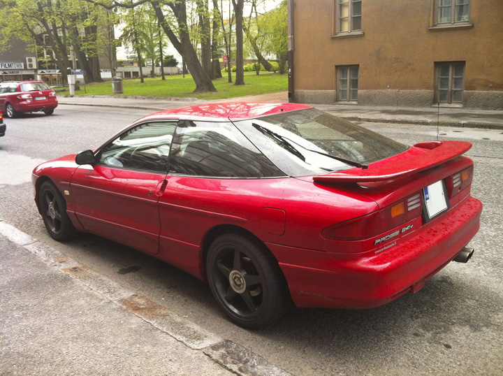 Ford Probe 1993 photo - 6
