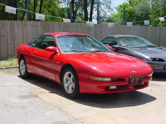 Ford Probe 1995 photo - 1