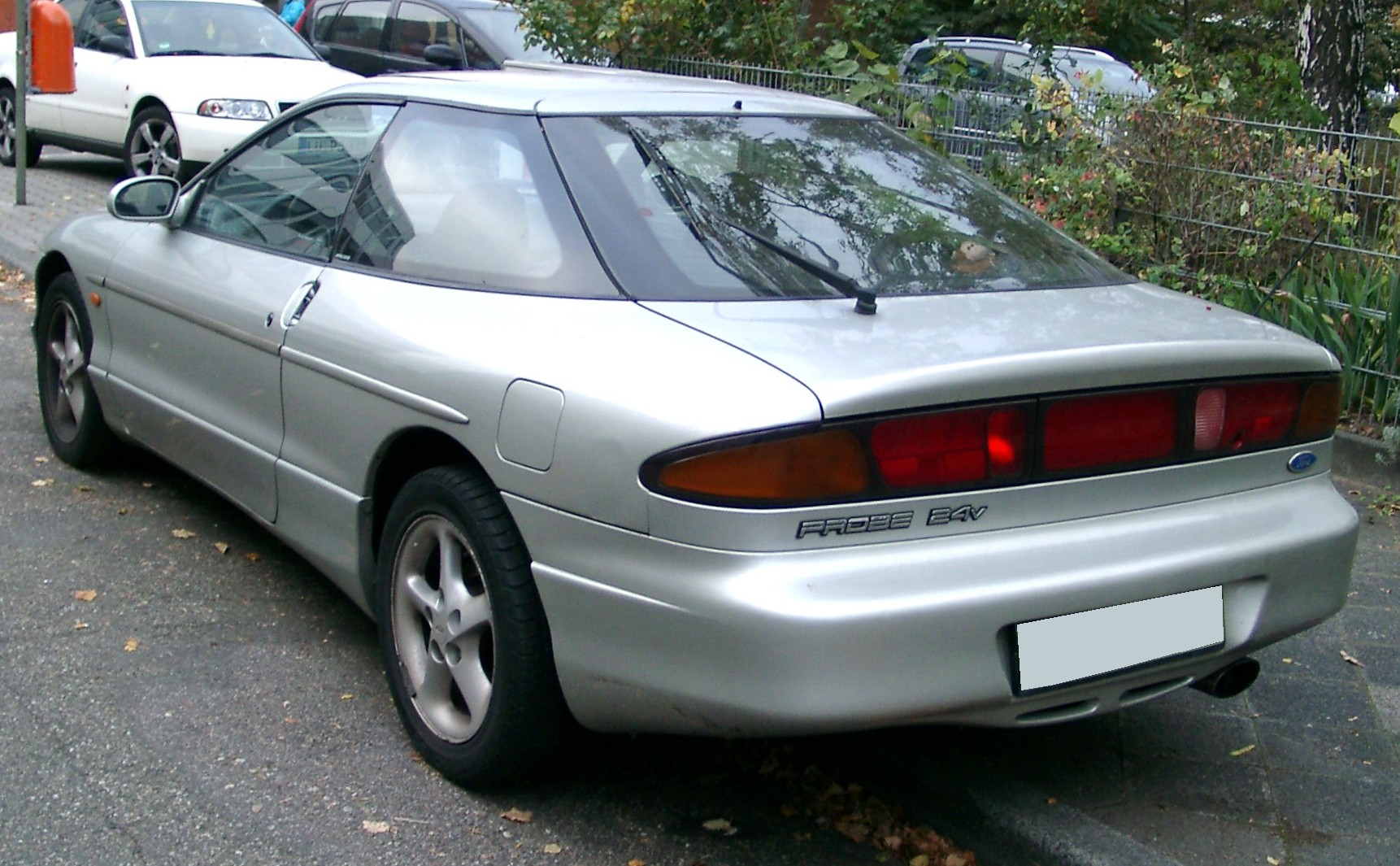 Ford Probe 1995 photo - 5