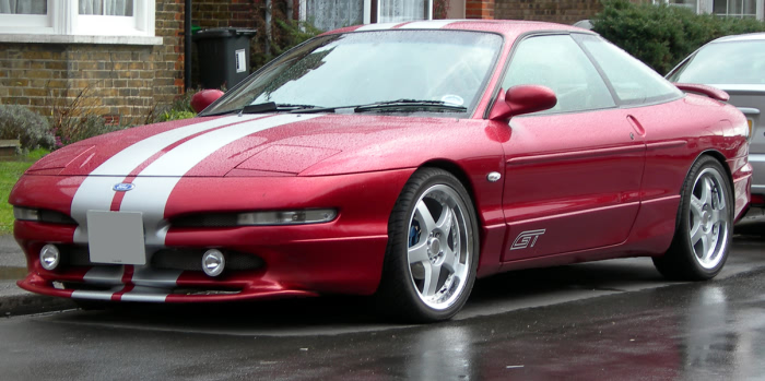 Ford Probe 1997 photo - 4