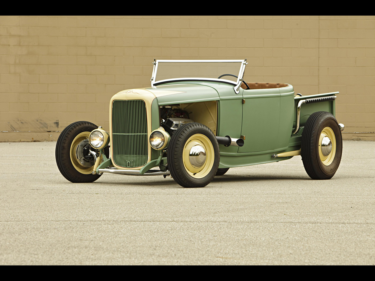 Ford Roadster 1929 photo - 4