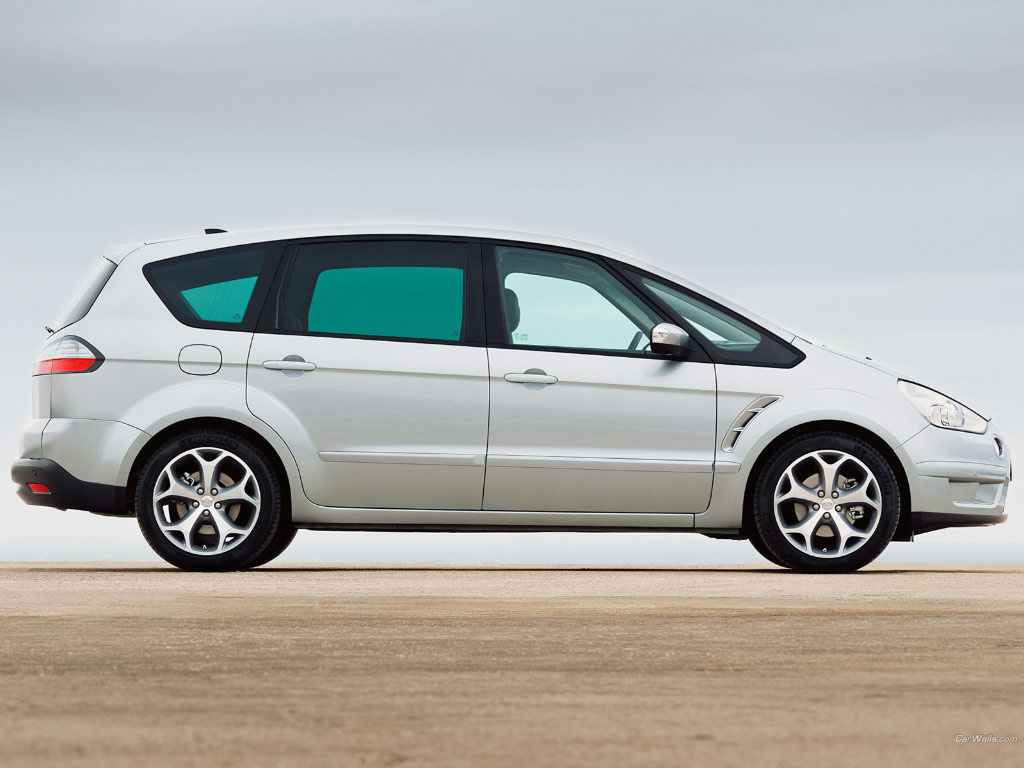 Ford S-max 2006 photo - 3
