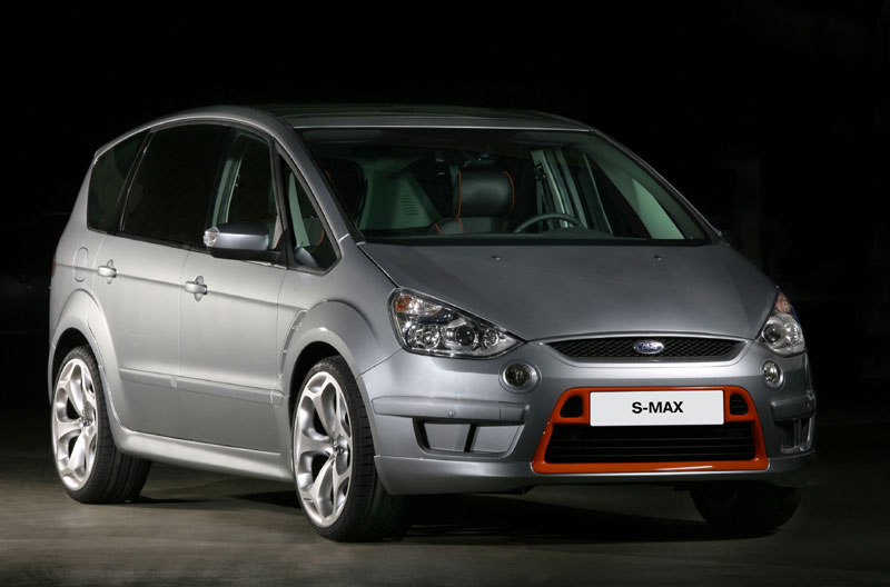 Ford S-max 2006 photo - 7