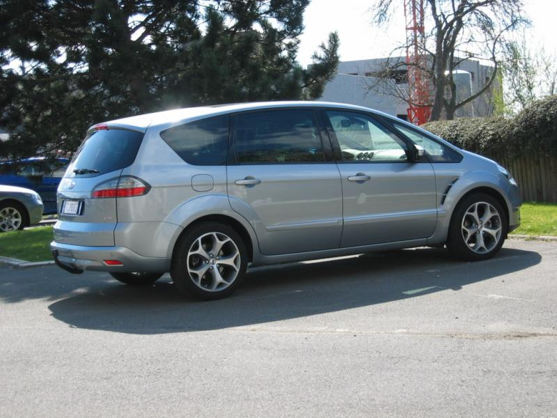 ford s max 2007 review amazing pictures and images look at the car. Black Bedroom Furniture Sets. Home Design Ideas