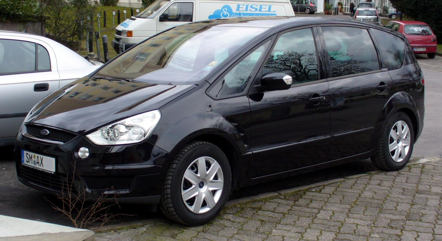 Ford S-max 2009 photo - 4