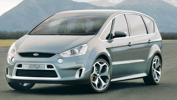 Ford S-max 2009 photo - 8