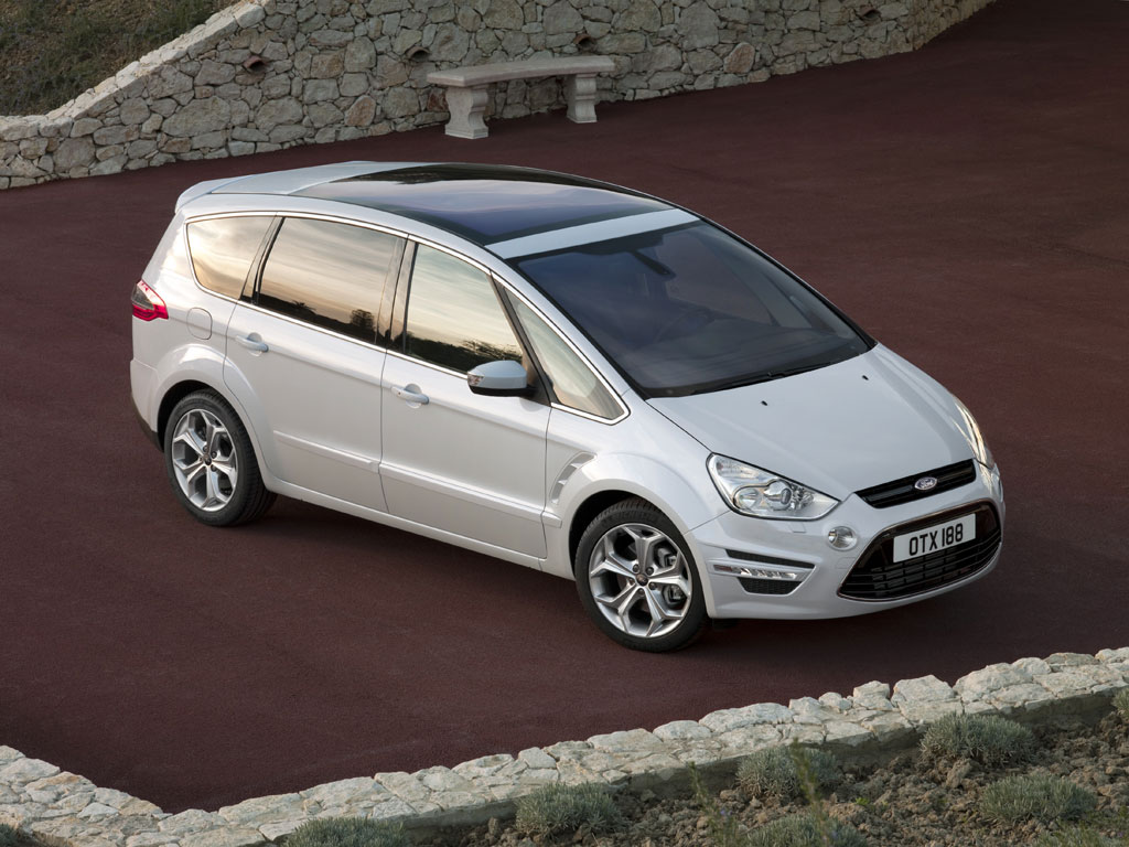 Ford S-max 2010 photo - 4
