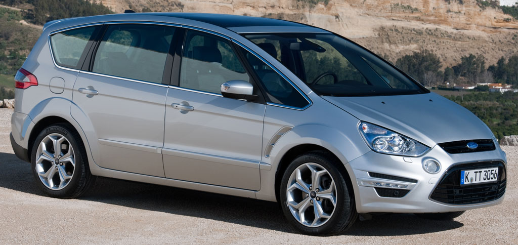 Ford S-max 2011 photo - 4
