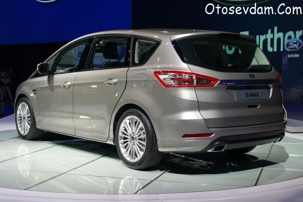 Ford S-max 2015 photo - 2