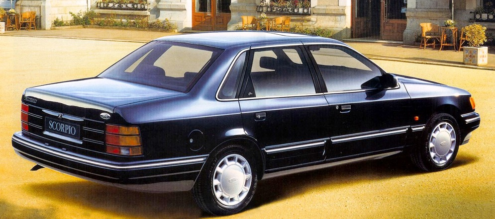 ford scorpio 1986 review amazing pictures and images look at the car. Black Bedroom Furniture Sets. Home Design Ideas