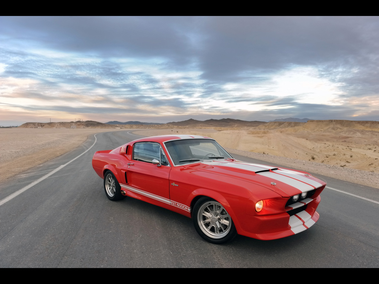Ford Shelby 1967 photo - 10