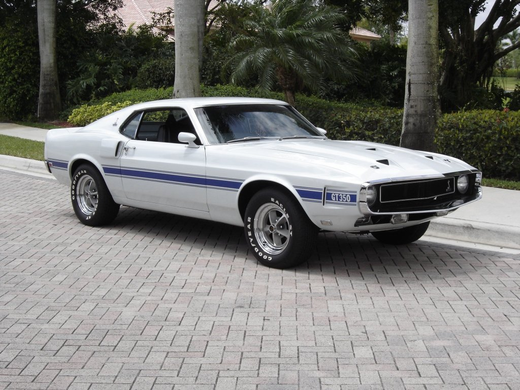 Ford Shelby 1969 photo - 4