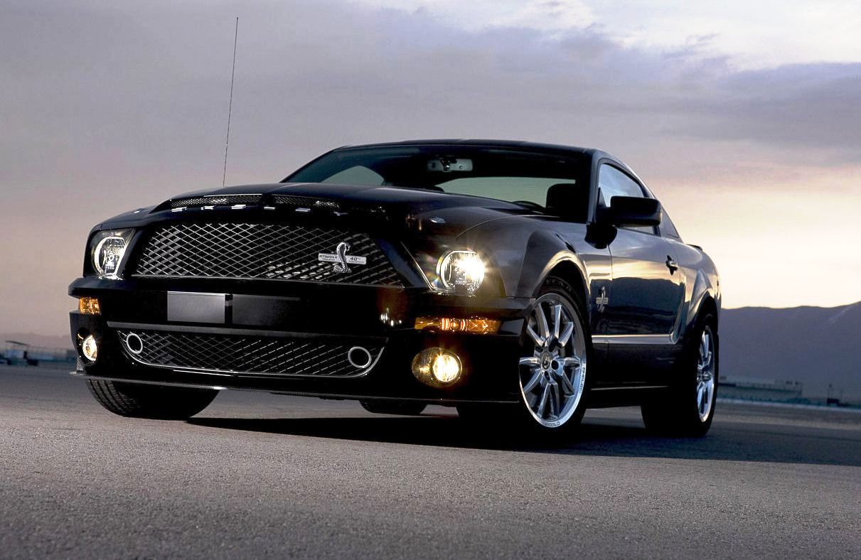 Ford Shelby 2014 photo - 1