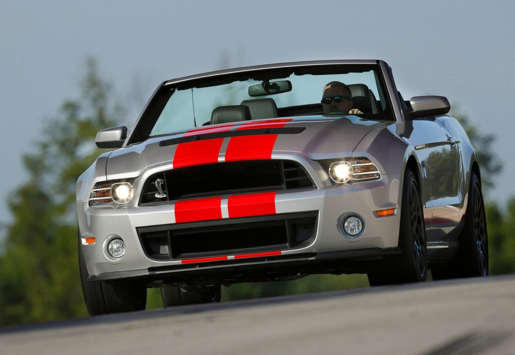 Ford Shelby 2014 photo - 8