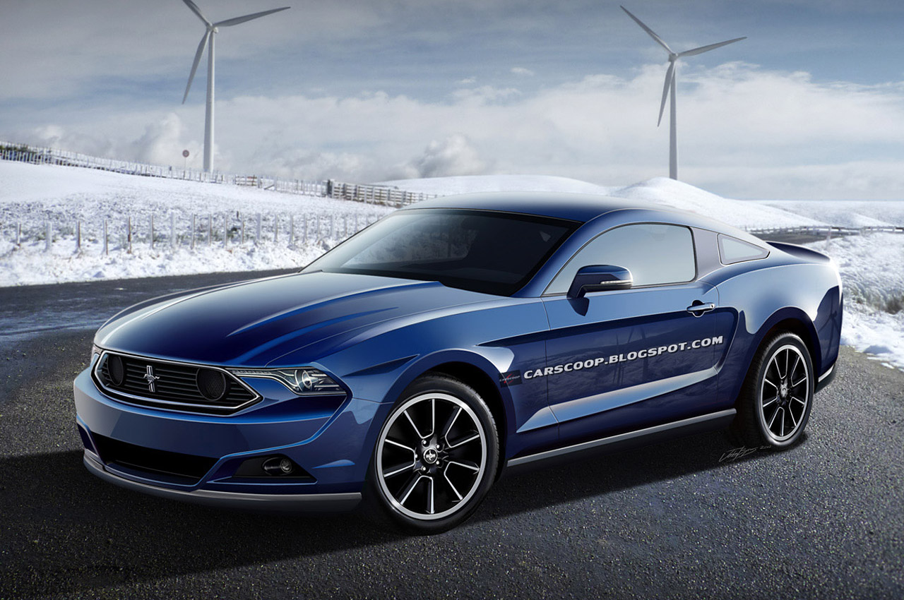 Ford Shelby 2015 photo - 8