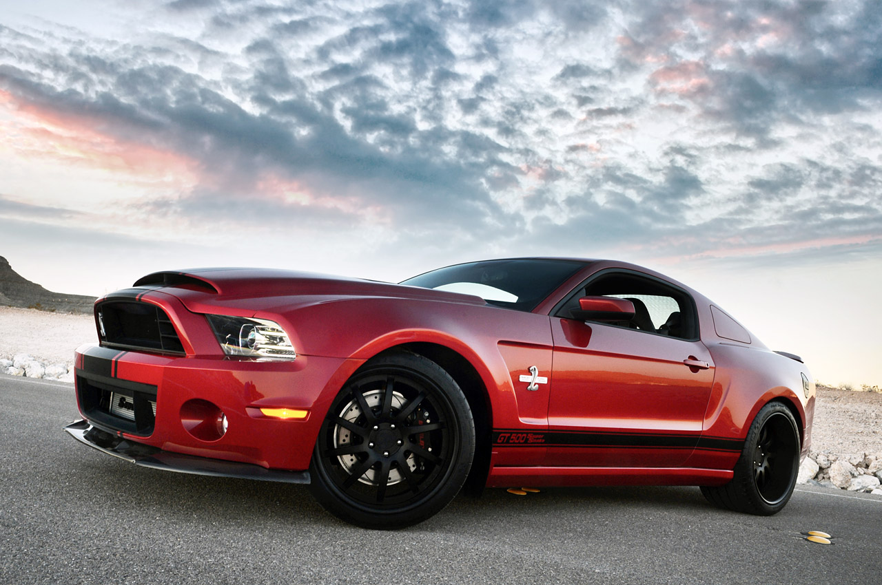 Ford Shelby 2015 photo - 9