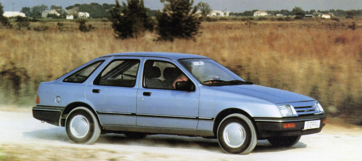 Ford Sierra 1982 photo - 4