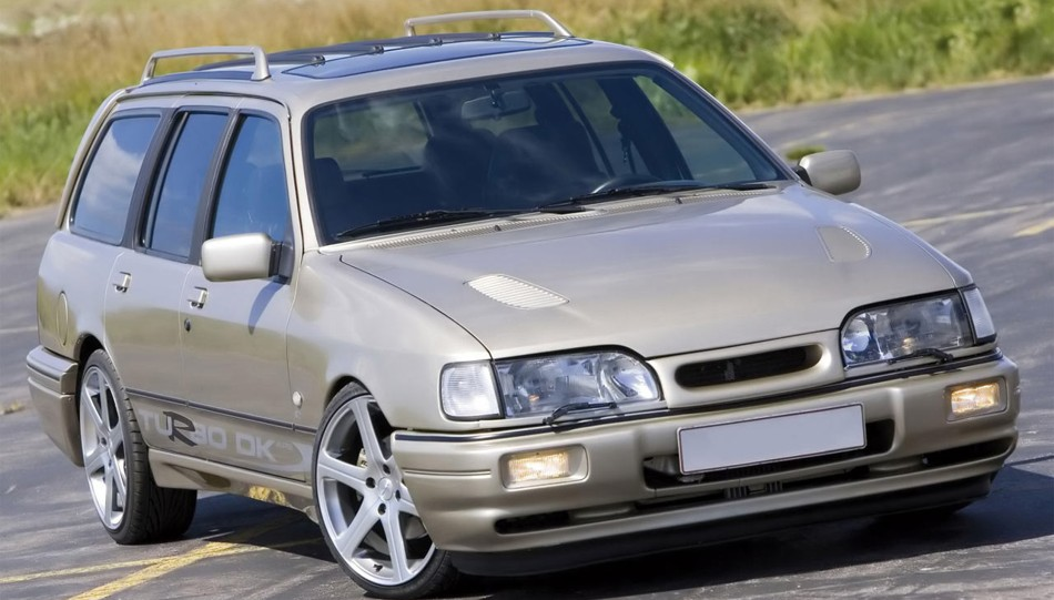 Ford Sierra 1993 photo - 10