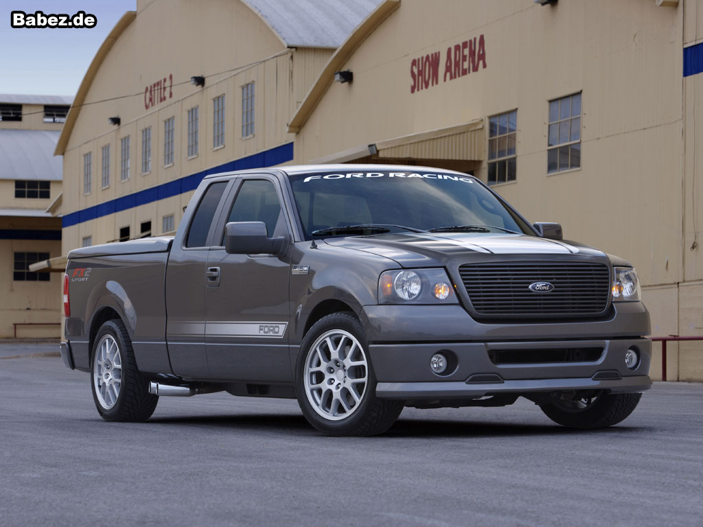Ford Sport 2007 photo - 4