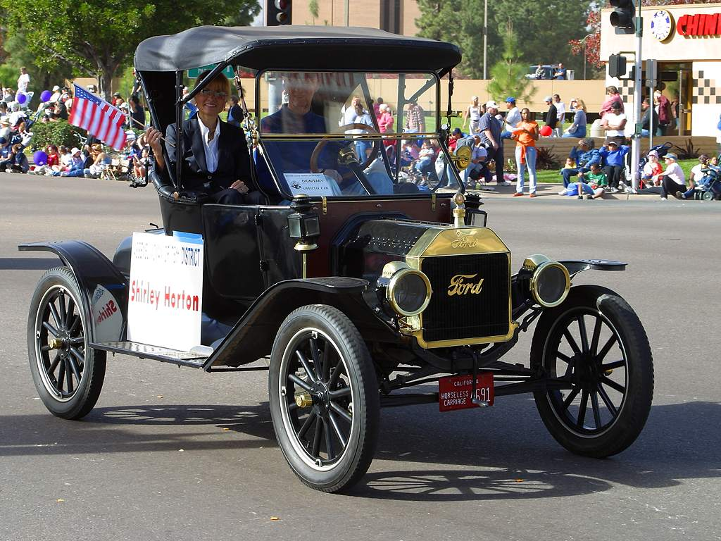 Ford T 1908 photo - 6