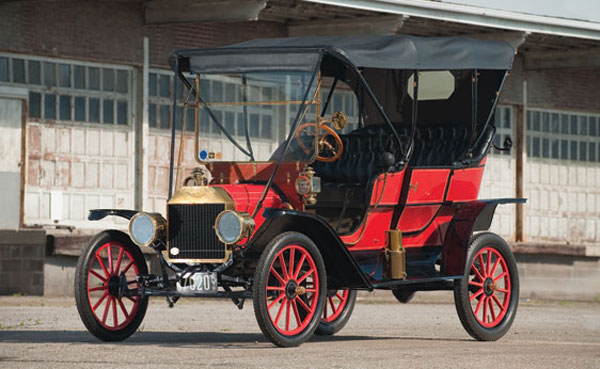Ford T 1909 photo - 7