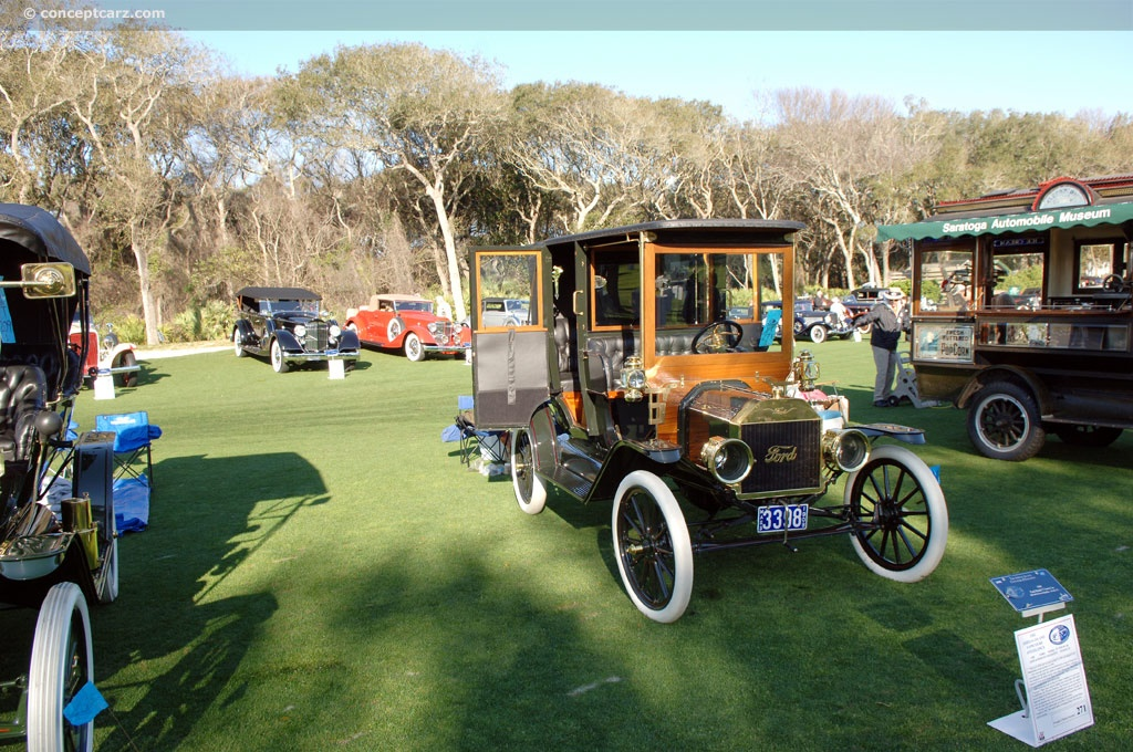 Ford T 1909 photo - 8