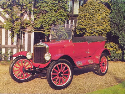 Ford T 1919 photo - 4