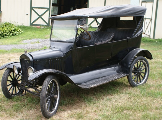 Ford T 1919 photo - 5