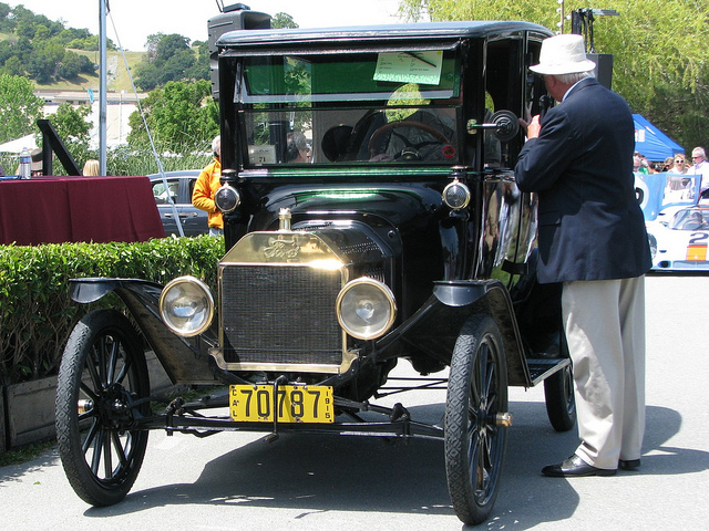 Ford T 1919 photo - 8