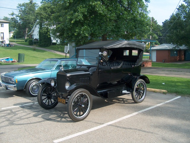 Ford T 1923 photo - 10