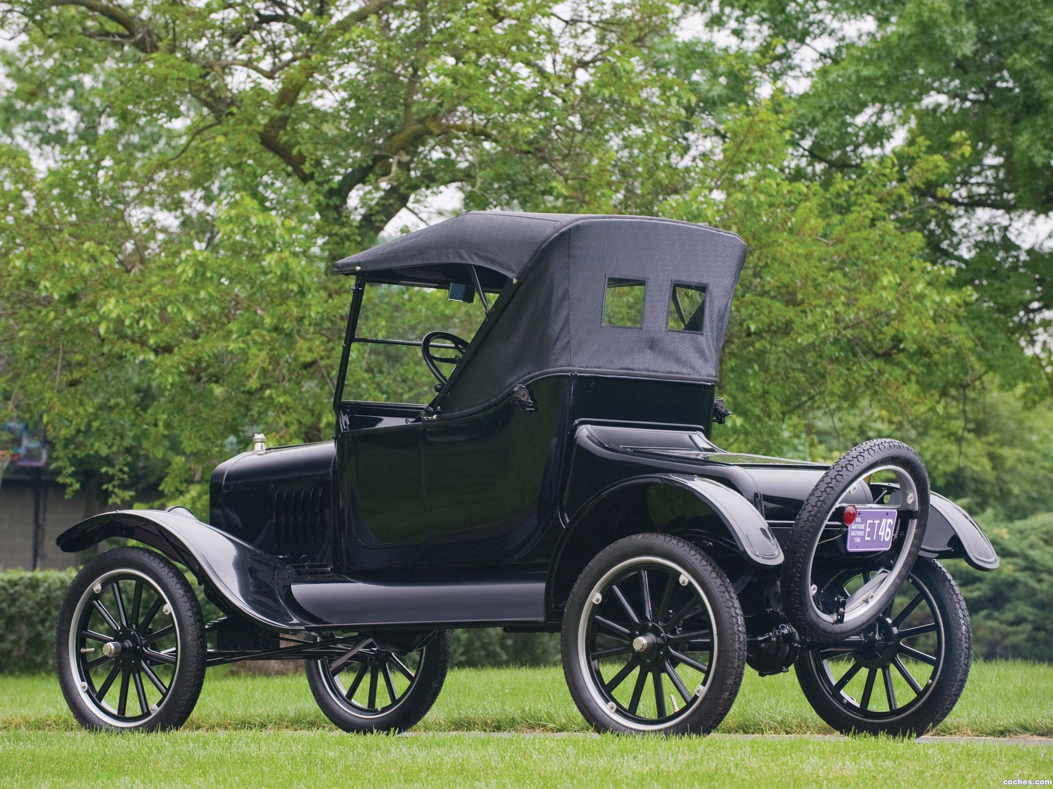 Ford T 1923 photo - 9