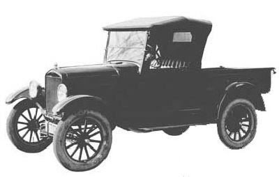 Ford T 1925 photo - 1