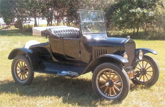 Ford T 1925 photo - 2