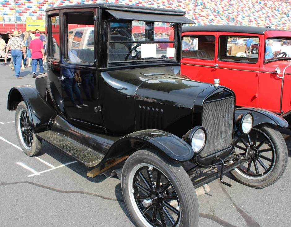 Ford T 1925 photo - 4