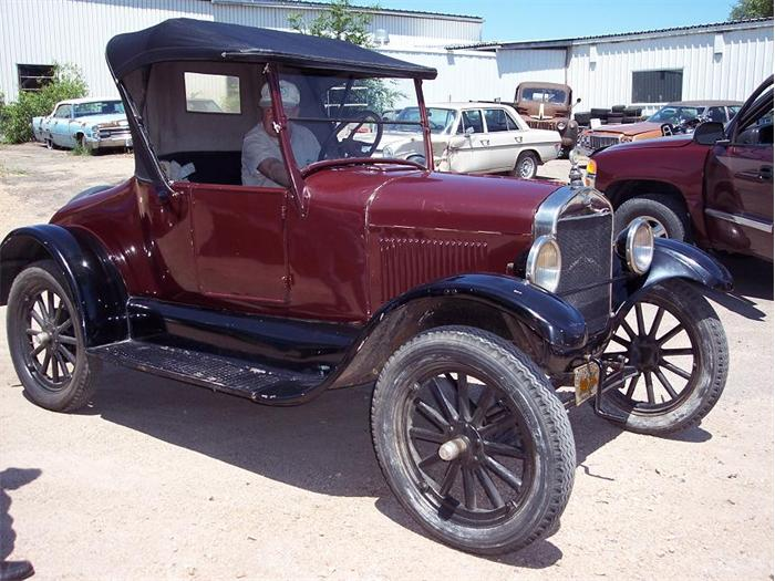 Ford T 1925 photo - 5