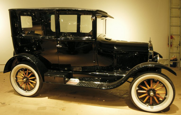 Ford T 1926 photo - 1